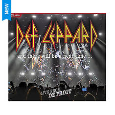 Def Leppard - & There Will Be A Next Time