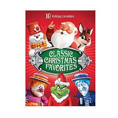 Classic Christmas Favorites (4-Discs)