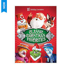 Classic Christmas Favorites (4-Discs)