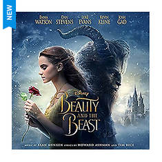 Beauty And The Beast - Original Soundtrack (CD)