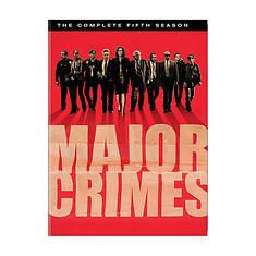 Major Crimes: The Complete 5th Season (DVD)