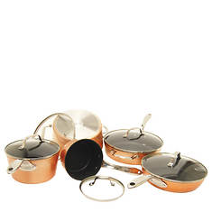 THE ROCK™ 10-Piece Copper Cookware Set