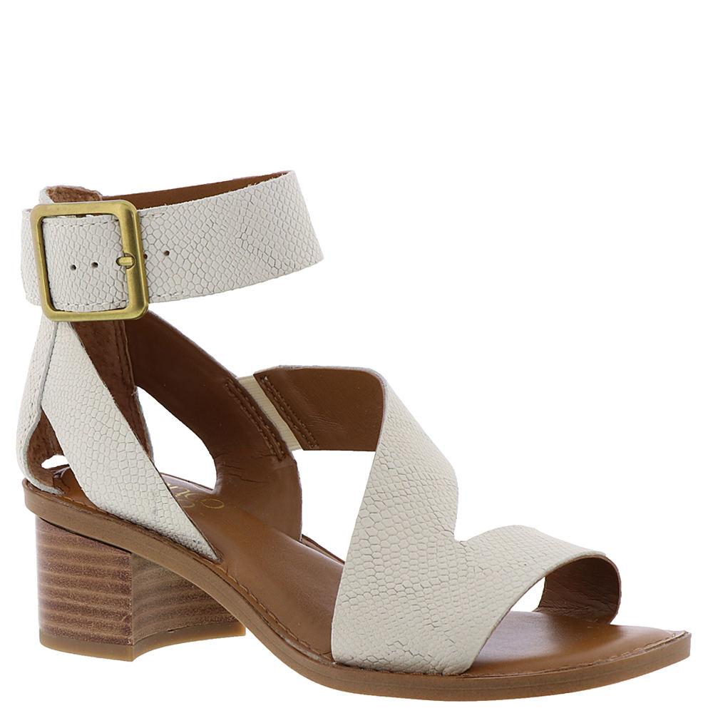 dd055b629e5 Franco Sarto Women s Lorelia Ankle Strap Sandal 5.5 M Vanilla KAA ...