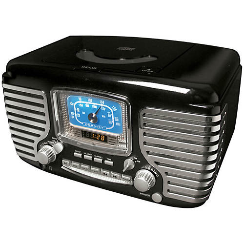 Crosley® Corsair Vintage Style Stereo System