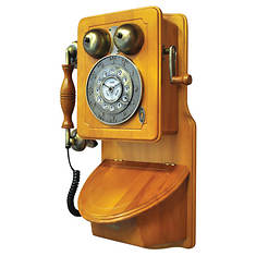 Retro Country Wall Mount Phone