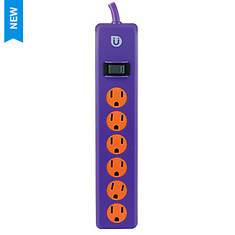 Uber 6-Outlet Power Strip