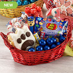 Puppy Fun Basket
