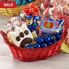 Puppy Fun Basket