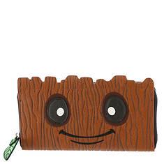Loungefly Groot Zip Around Wallet