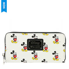 Loungefly Mickey All Over Wallet