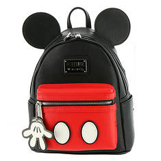 Loungefly x Mickey Suit Mini Backpack