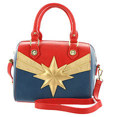 Loungefly x Marvel Captain Marvel Crossbody Bag