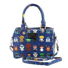 Loungefly x Star Wars Character Satchel