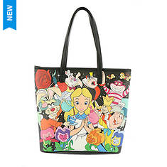 Loungefly Alice in Wonderland Tote Bag