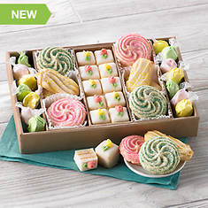 Spring Bakery and Taffy Box