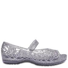 Crocs™ Isablella Glitter Flat PS (Girls' Toddler-Youth)