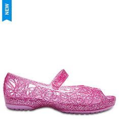 Crocs™ Isablella Glitter Flat PS (Girls' Toddler-Youth)