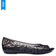 Crocs™ Isabella Jelly II Flat (Women's)