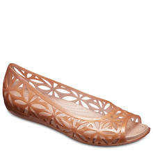 Crocs™ Isabella Jelly II Flat (Women's)