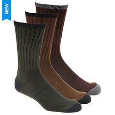 Wigwam Men's Range 3-Pack Crew Socks