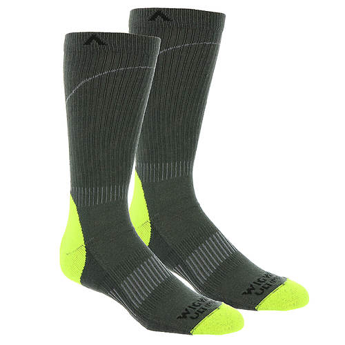Wigwam Journeyman Crew 2-Pack Crew Socks