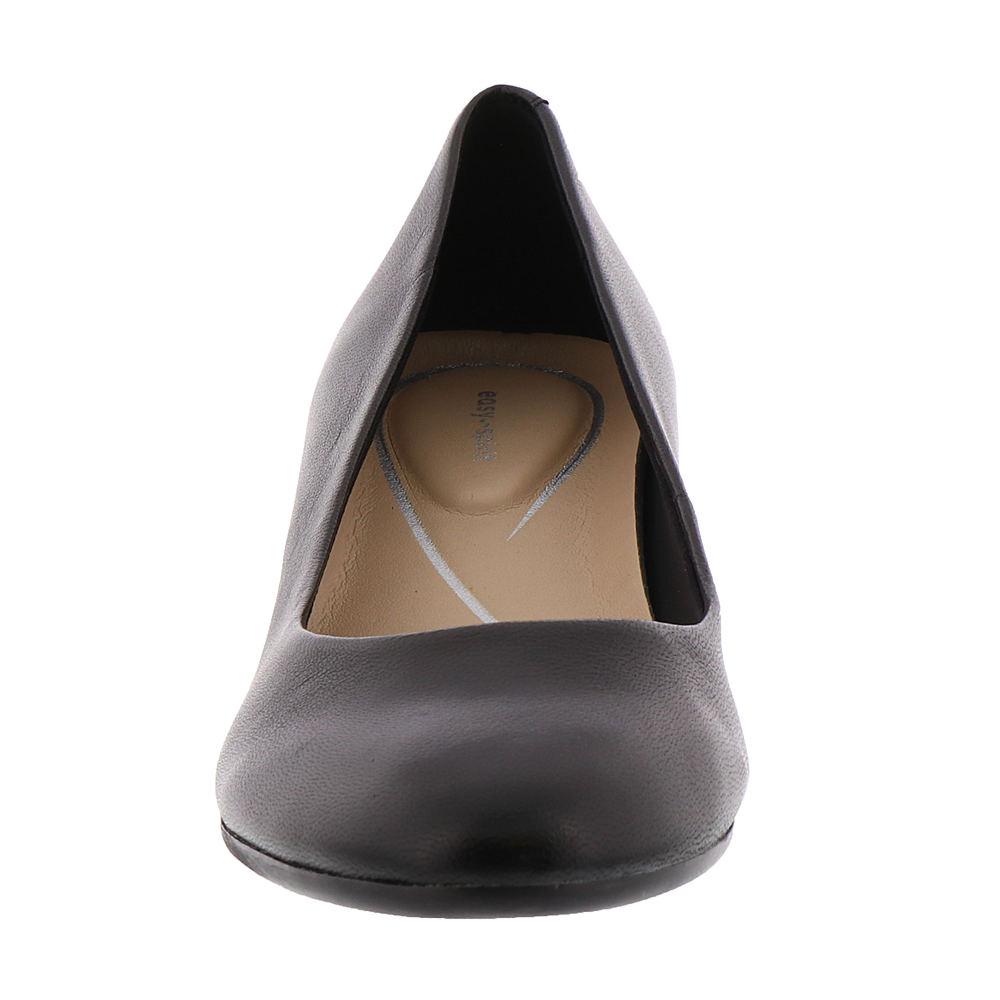 8682625dc0e7 Easy Spirit Women s Ailene Pump Black Size 10.0 Qisw