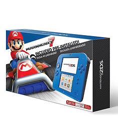 Nintendo 2DS Game System with Mario Kart