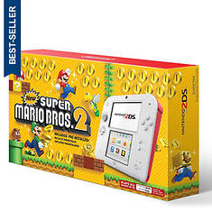Nintendo 2DS Game System with Super Mario 2