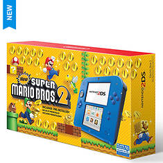Nintendo 2DS Super Mario Bros. 2 Bundle