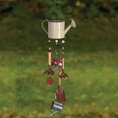 Gardening Time Wind Chime