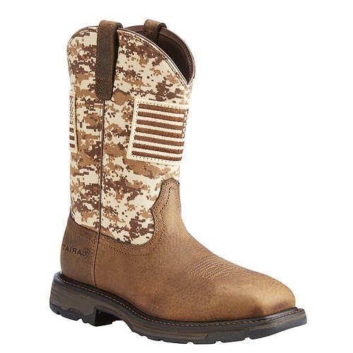 Ariat Workhog Patriot (Men's)