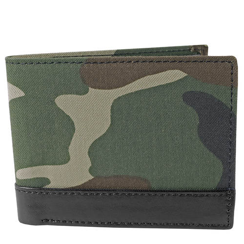 Stacy Adams Camo Wallet
