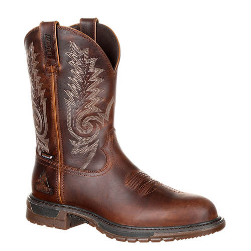Rocky Western Original Ride FLX Waterproof Round Toe (Men's)
