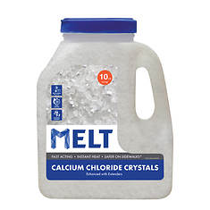 Snow Joe 10-Lb. Calcium Chloride Crystals Ice Melt