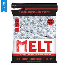 Snow Joe 25-lb. Bag Calcium Chloride Pellets Ice Melt