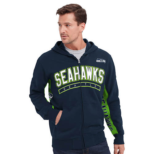 Men's NFL Blowout Full-Zip Hoodie