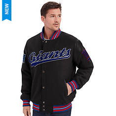 Men's NFL Game Ball Varsity Jacket