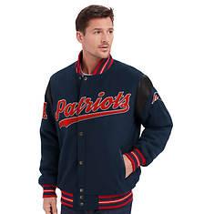 Men's NFL Game Ball Varsity Jacket