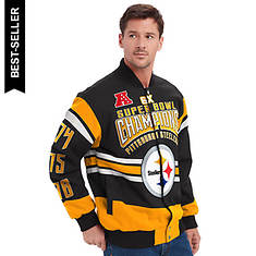 Men's NFL Gladiator Twill Jacket