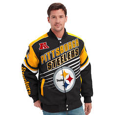 Men's NFL Linebacker Twill Jacket