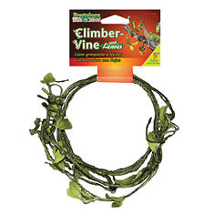 Reptile Climbing Vine with Leaves