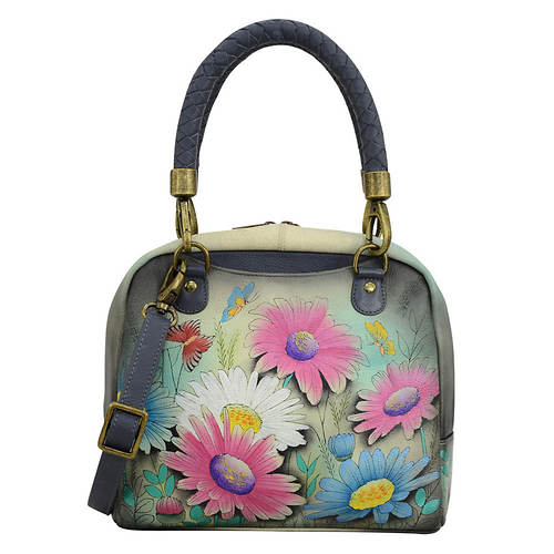 Anna by Anuschka Medium Zip-Arround Satchel