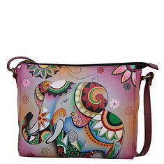 Anna by Anuschka Slim Medium Crossbody