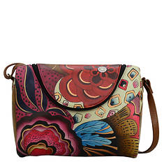d8fe10ffda Anna by Anuschka Medium Crossbody Handbag