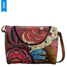 Anna by Anuschka Medium Crossbody Handbag