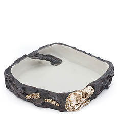 Fossil Rock Square Feeder/Waterer