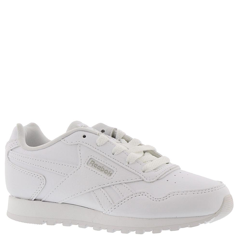 Reebok Baby Classic Harman Run Kids Sneaker White steel 6 Child US ... befe544e5