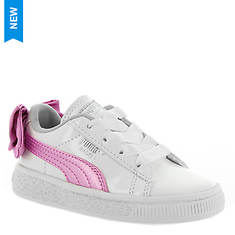 PUMA Basket Bow Patent AC INF (Girls' Infant-Toddler)