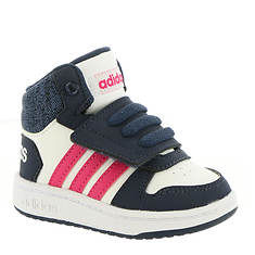 adidas Hoops Mid 2 I (Girls' Infant-Toddler)