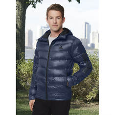 Men's adidas Itavic 3-Stripe Puffer Jacket